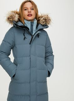 The best parkas for every degree of cold this polar coaster winter Best Winter Parka, Best Parka, Long Parka, Winter Jackets, Winter Coats, Puffer Jackets, Parka Coat, Canada Goose Jackets, Feminine Fashion