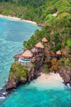 Laucala Island Private Getaway, Fiji! #travel #destination #vacation