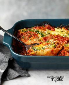 Mets, Stuffed Shells, Recipes