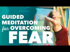 Meditation for Fear, Anxiety, Stress - How to Meditate for Beginners - BEXLIFE - YouTube