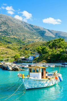 How To Prepare For Your Next Fishing Trip. Cool Places To Visit, Places To Travel, Places To Go, Romantic Vacations, Romantic Travel, Beautiful Islands, Beautiful Places, Greek Islands Vacation, Greece Vacation