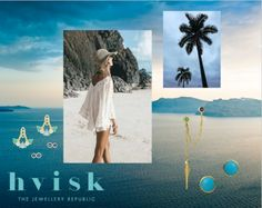 Styling by mariepige showing Spear Chain Delight Lagune Gold, Delight Double Blue Ear Studs Gold Large and Lush Blue Quintet Ear Jacket Gold #jewellery #Jewelry #bangles #amulet #dogtag #medallion #choker #charms #Pendant #Earring #EarringBackPeace #EarJacket #EarSticks #Necklace #Earcuff #Bracelet #Minimal #minimalistic #ContemporaryJewellery #zirkonia #Gemstone #JewelleryStone #JewelleryDesign #CreativeJewellery #OxidizedJewellery #gold #silver #rosegold #hoops #armcuff #jewls…