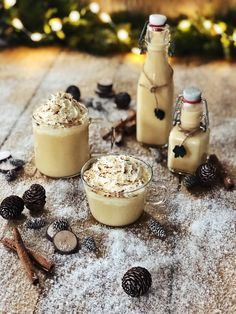 Healthy Eating Tips, Healthy Nutrition, Coffee Detox, Lassi, Vegetable Drinks, Köstliche Desserts, New Recipes, Panna Cotta, Smoothies