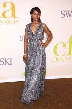 Kerry Washington Photo - 2009 CFDA Fashion Awards - Arrivals
