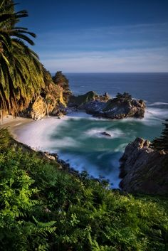 Amazing McWay Falls California Pictures Through the Eye of a Photographer
