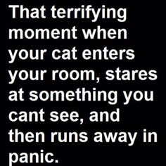 I have experienced this one more than once...especially at my old place!