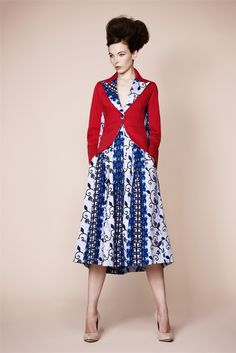 Duro Olowu New York - Collezioni Primavera Estate 2013 - Vogue