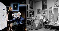 Kees Van Dongen ~  Dutch Painter, (26 January 1877 – 28 May 1968),