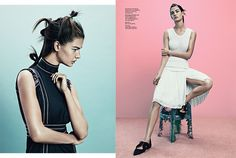 Ophelie Guillermand | Heroine Magazine - Concept Jungle