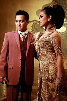 Kebaya Pre Wedding Anne Avantie 2
