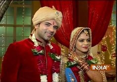 Thapki Pyar Ki: Thapki-Dhruv Finally Gets Married - India TV  So sweet couple . love them so much