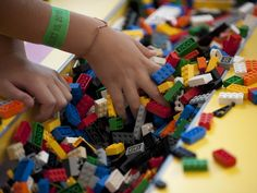 """The Lego foundation has launched a campaignto change young children's education by encouraging play.    The Danish toy manufacturer believes formal education at a young age can be a hindrance and its education branch-off charity, Lego Foundation, suggests children should learn mainly through play """"until the age of eight""""."""