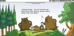 WuMo by Wulff & Morgenthaler for May 28, 2017 | Read Comic Strips at GoComics.com