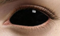 I found 'Demon Contact Lenses' on Wish, check it out!