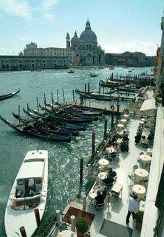 Monaco & Grand Canal Hotel in Venice - Amazing View Honeymoon Vacations, Grand Canal, European Vacation, Travel Agency, Italy Travel, Jet Set, Monaco, Venice, Cruise