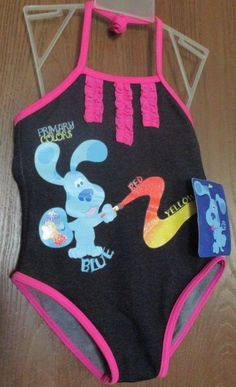 dbabdeeb7e01f Details about NWT Girls Flapdoodles one piece swimsuit Size 4 4T New  Hawaian New Bathing Suit