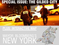 SPECIAL ISSUE: The Gilded City—Bloomberg's New York | The Nation