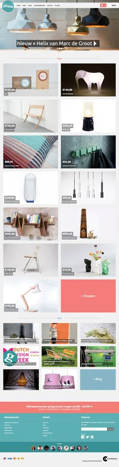 Online Dutch design shoppen - Gimmii www.niceoneilike.com #ECommerce, #Shop, #html5, #jQuery, #Inspiration, #Design, #Website, #Christmas, Shopping, #Gifts