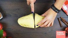 Zdjęcie Szarlotka z połówkami jabłek - Pyszna i szybka! #4 Pineapple, Fruit, Food, Pine Apple, Essen, Meals, Yemek, Eten