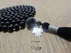 mala // 108 bead mala // malas // mala beads by Laboratorio7Bijoux