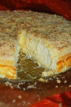 Baby Food Recipes, Sweet Recipes, Polish Recipes, Cheesecake Recipes, Cake Cookies, Good Food, Food And Drink, Dishes, Cooking