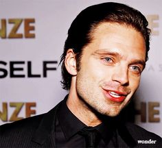 is he just always wearing lipstick