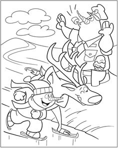 silly snowmen coloring book by john kurtz dover publications ooloring page 4