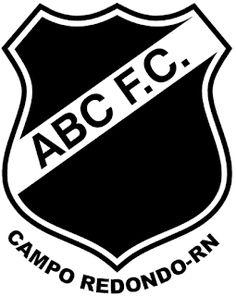 ESCUDOS GINO: ABC FC (CAMPO REDONDO) - RN
