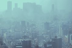 The Hidden Complexity of Tokyo Captured in Subtly Animated GIFs - BlazePress