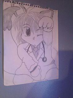 Manga necko Manga, Female, Art, Drawings, Craft Art, Sleeve, Manga Comics, Kunst, Gcse Art