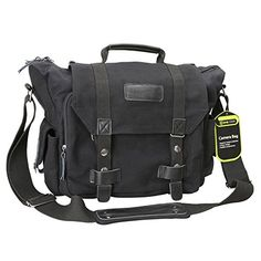 SLR Camera Bag, Evecase Large Canvas Messenger SLR/DSLR C... http://www.amazon.com/dp/B00VSZWF5Y/ref=cm_sw_r_pi_dp_NLTixb1S51GW5