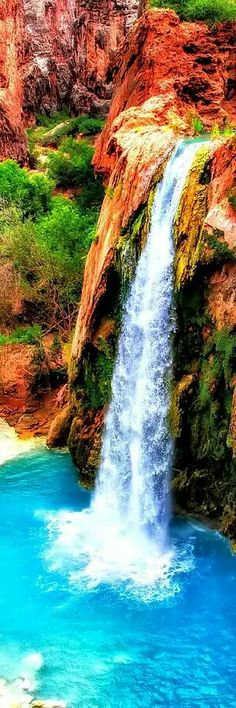 Gorgeous Waterfall !