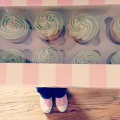 Cupcakes to go!