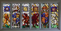 #stained glass, #heraldry