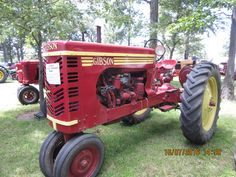 1949 Gibson tractor