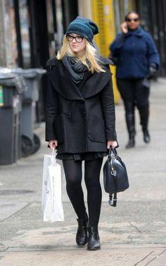 Teenage dream: Dakota Fanning: Street style