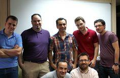 NUEVA ETAPA EN IDEUP Tenemos nuevos compañeros de gowex en la oficina ¡Bienvenidos!    http://www.ideup.com/blog/una-nueva-etapa-en-ideup