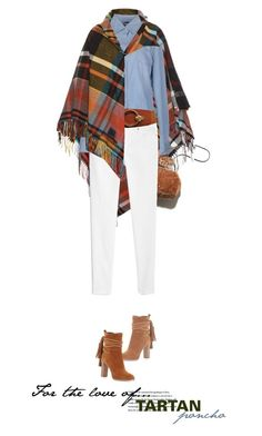 """""""wrap me in tartan"""" by maura717 ❤ liked on Polyvore featuring Vivienne Westwood Anglomania, Pinko, MANGO, Michael Kors and STELLA McCARTNEY"""