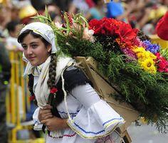 Feria de las flores Medellín, Colombia <3