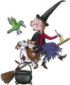 witch Room on The Broom Halloween Cartoons, Halloween 2020, Room On The Broom, Witch Room, The Gruffalo, Fanart, Shadow Puppets, Children's Book Illustration, Vintage Halloween