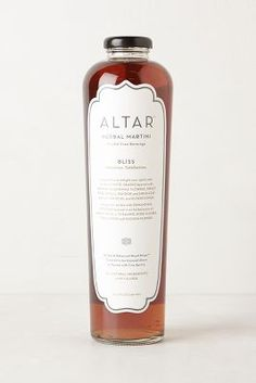 ALTAR - great bottle shape