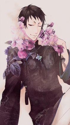 All about that Sieglinde • kurooa:   9 Kuroshitsuji mobile wallpapers...