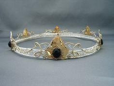 Coronet, jóia da idade média.