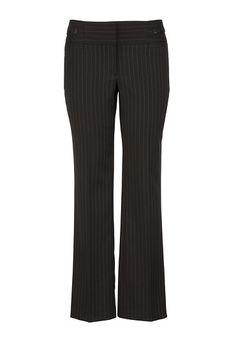 Polished Stripe Pants