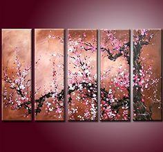 DecoArts 5枚組おしゃれな油彩画インテリア 壁掛けの絵画 和風 和柄 和モダン オリエンタルテイスト絵画 ... https://www.amazon.co.jp/dp/B01MQ055F1/ref=cm_sw_r_pi_dp_x_dvM6ybA7NC0PK