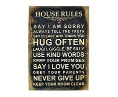 "Nástěnná dekorace ""Read"", x 50 x 70 cm Silly Words, Kind Words, Say Please, Please And Thank You, Say I Love You, My Love, You Promised, House Rules, Notting Hill"