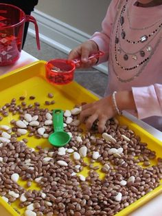 (with lots of links & ideas) Sensory play is an important part of early childhood development. It lets children explore and learn about their world through what they do best – play.