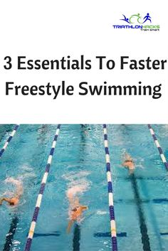 Nail these 3 things and you will be well on your way to faster freestyle swimming! Check it out Half Ironman Training, Freestyle Swimming, 3 Things, Understanding Yourself, Triathlon, Drill, Learning, Check, Triathalon