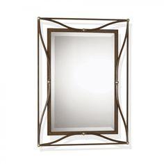 Uttermost Thierry Metal Framed Mirror - 11547 B