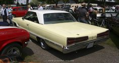 1965 Dodge Monaco Sports Coupe | the manufacturer of this car has had its head office sometimes the ...